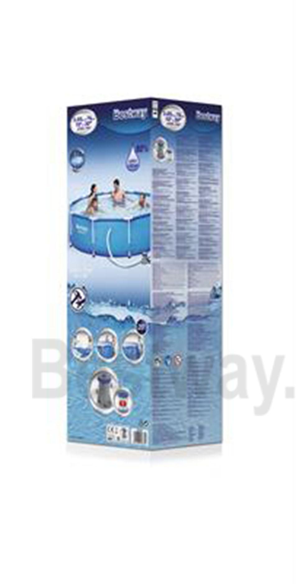 Bể bơi khung kim loại Bestway 56408