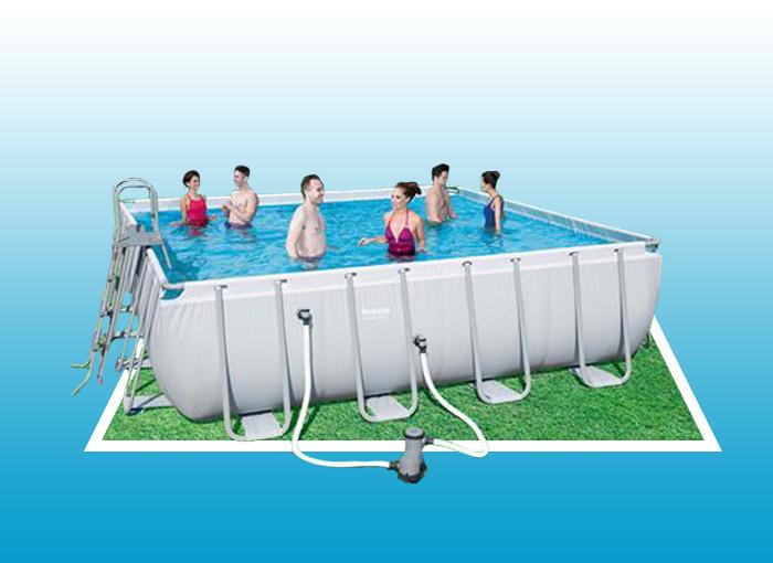 Bể bơi lắp ghép bestway 56626