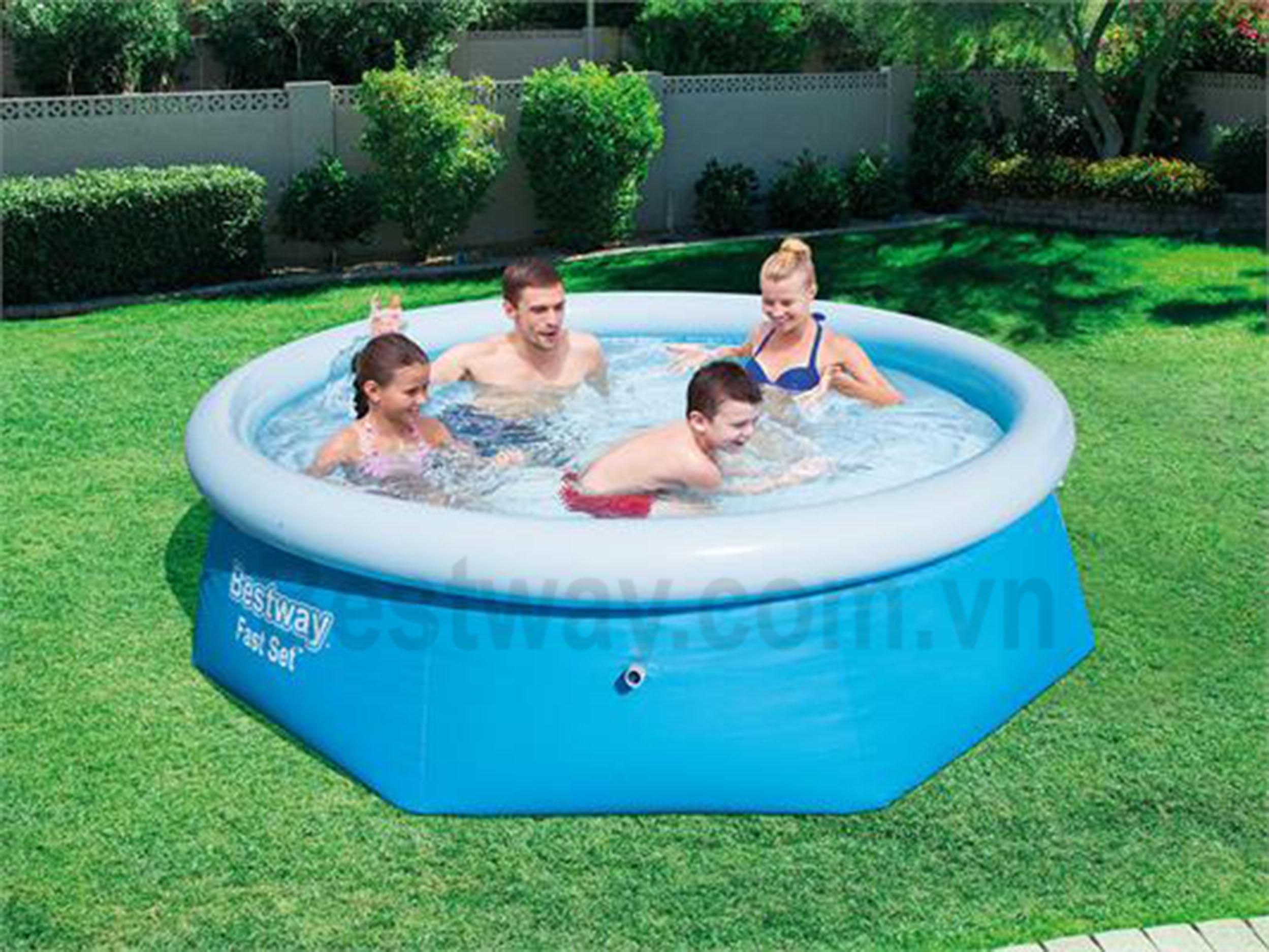 Bể bơi 2.44mx 66cmBestway 57265