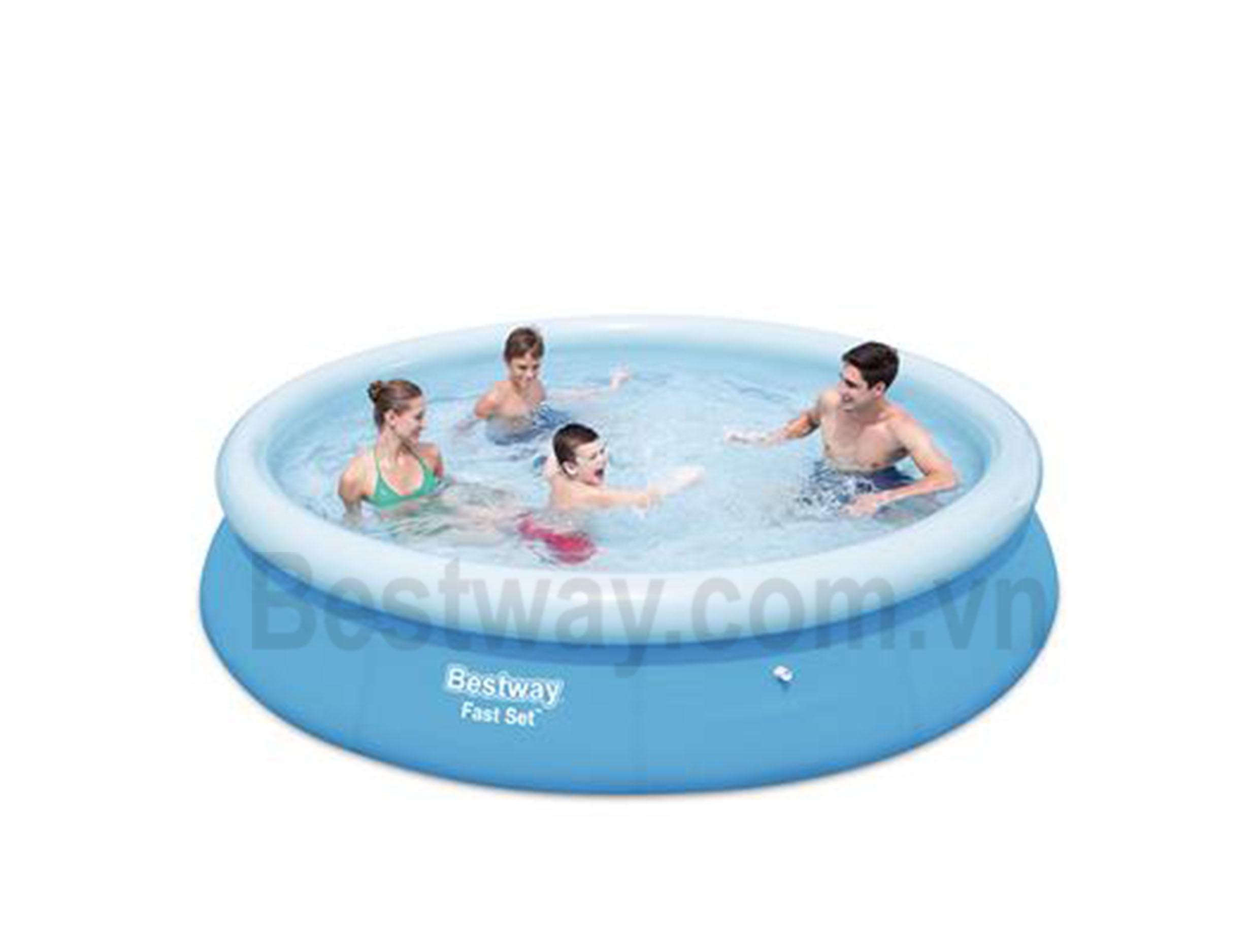 Bể bơi phao Bestway  3.66mx 76cm 57273