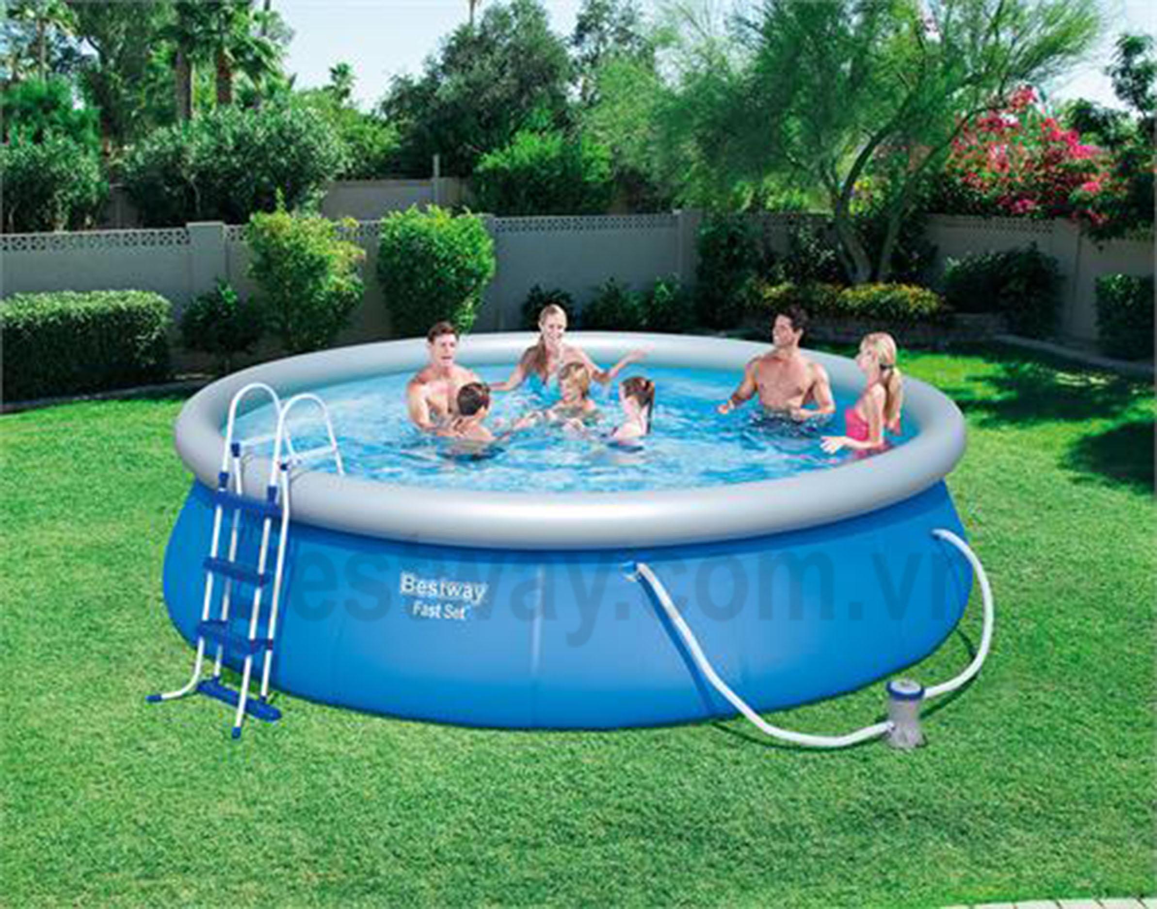 Bể bơi Bestway 4.57mx 1.07m57294