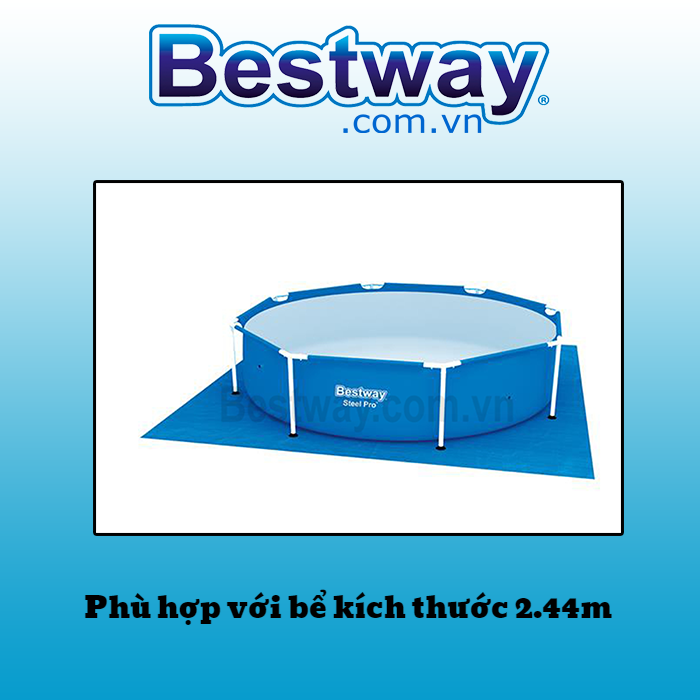 Bạt lót bể bơi Bestway 58000