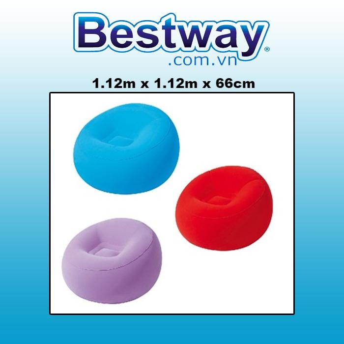 Ghế đệm  - Bestway 75052  (  Bao gồm bơm)