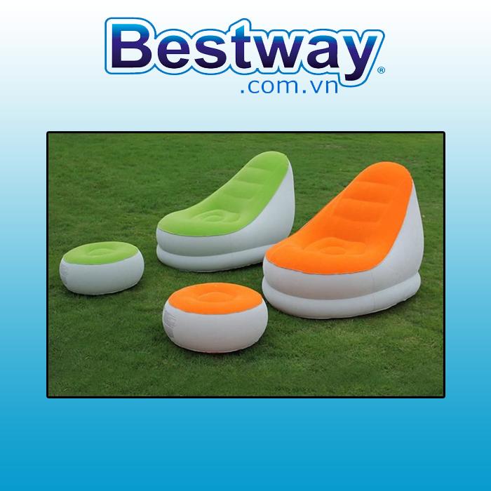 Ghế đệm  - Bestway 75053  ( tặng bơm điện)