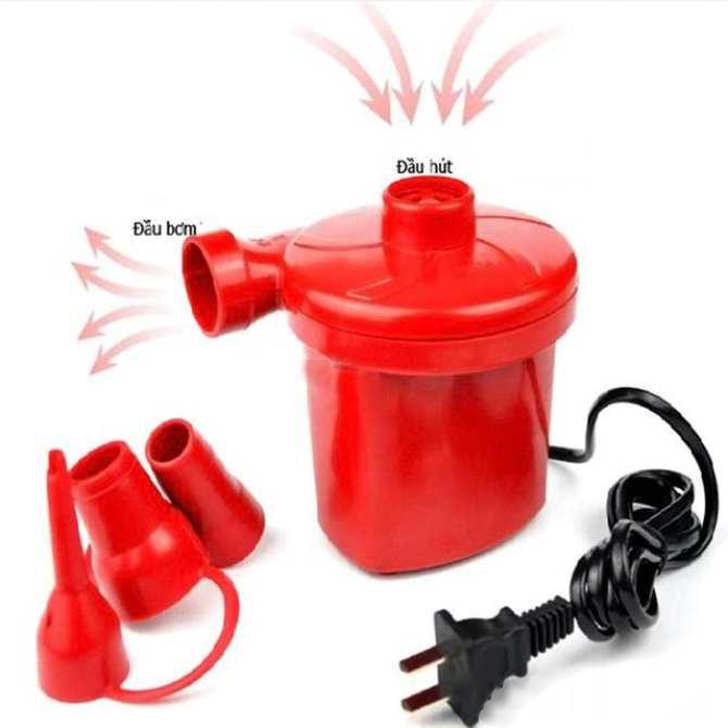 Bơm điện đỏ 2 chiều