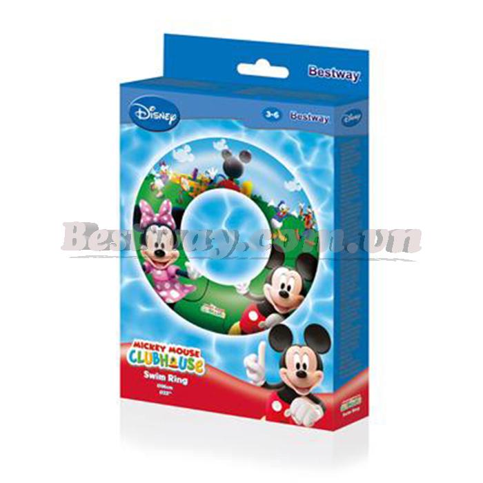 Phao bơi  Bestway Disney Micky Mouse
