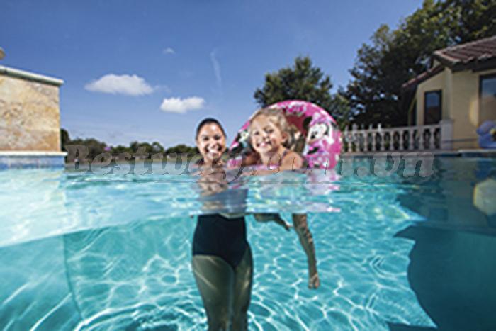 Vòng bơi Minnie 56cm - 91040