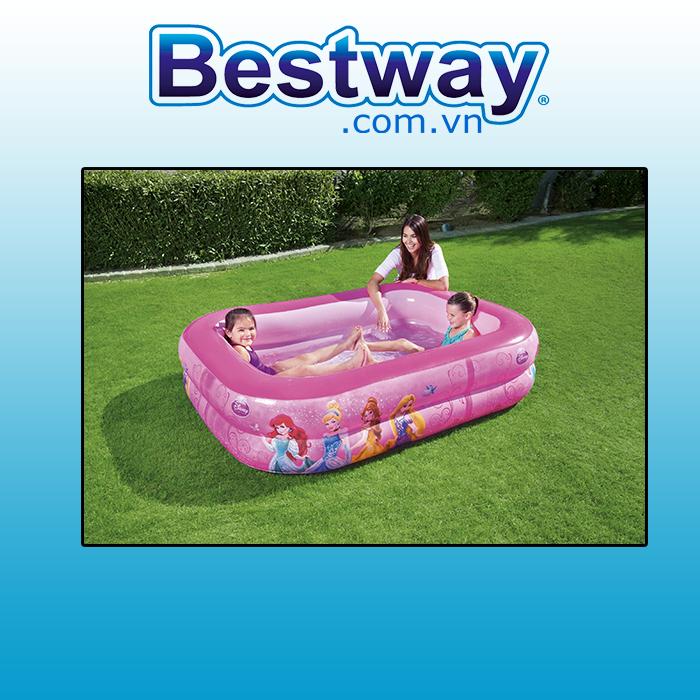 Bể phao Bestway 91056 2.01m x 1.50m x 51cm