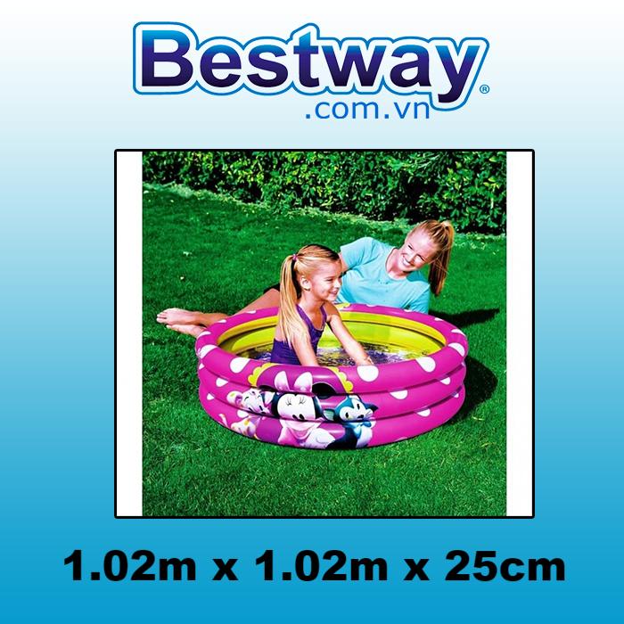 Bể phao - Bestway 91060 ( tặng bơm điện)