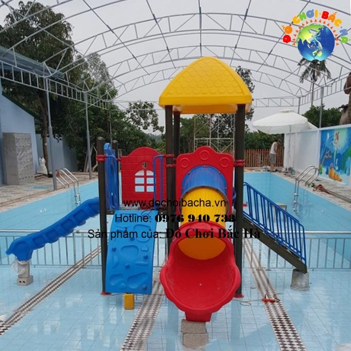 Cầu trượt bể bơi Số 1