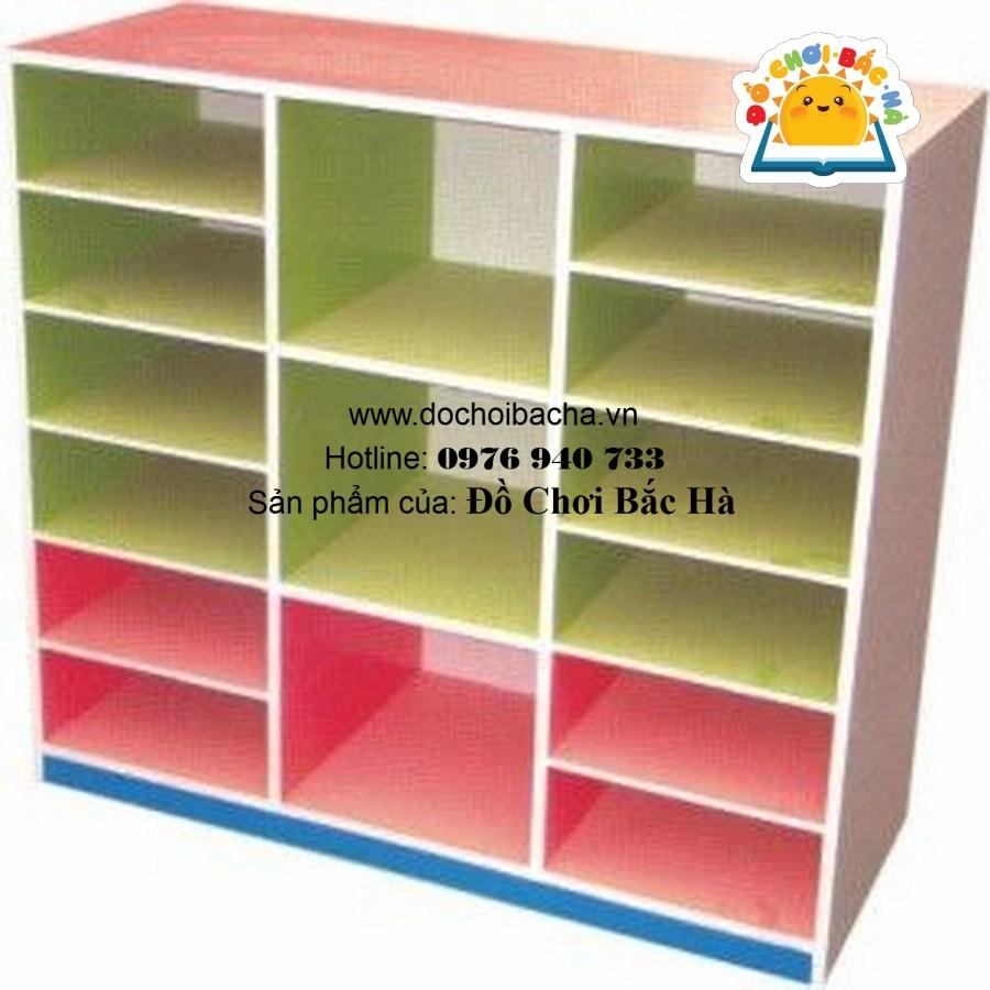 Giá để đồ chơi 15 ô B148
