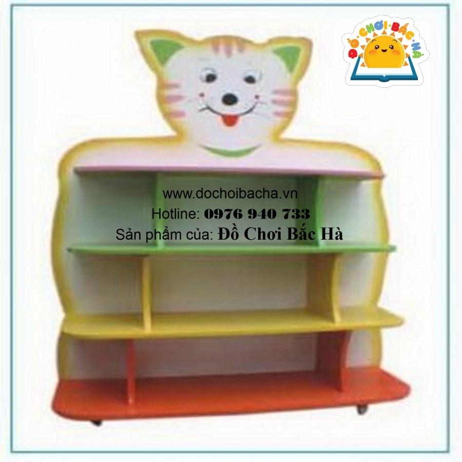 Giá đồ chơi hinh mèo B139