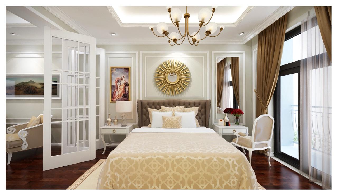 Phối màu sơn nhà phải hài hòa với màu nội thất
