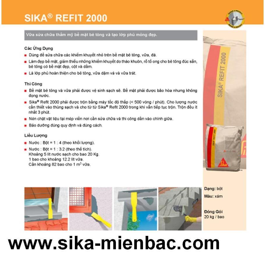 Sika Refit 2000
