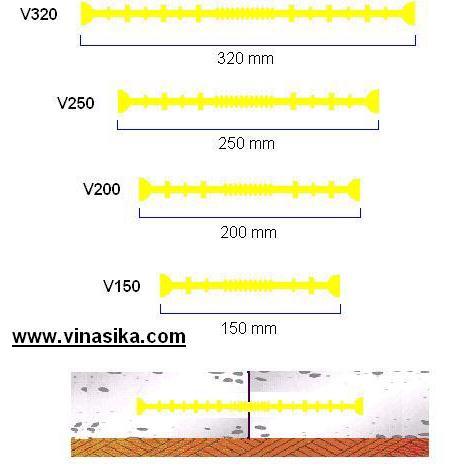 Sika waterbar V15-V20-V25-V32