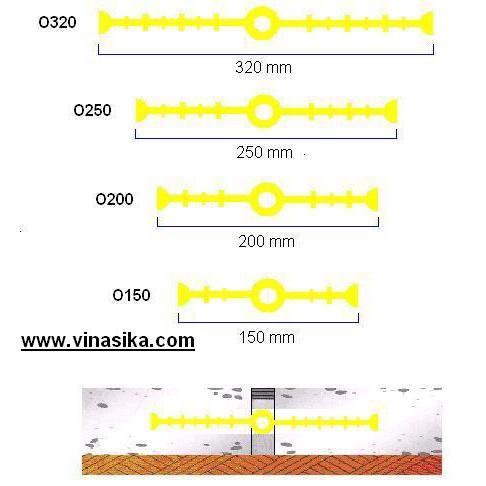 Sika waterbar O15-O20-O25-O32