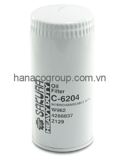 Lọc dầu nhớt C-6204