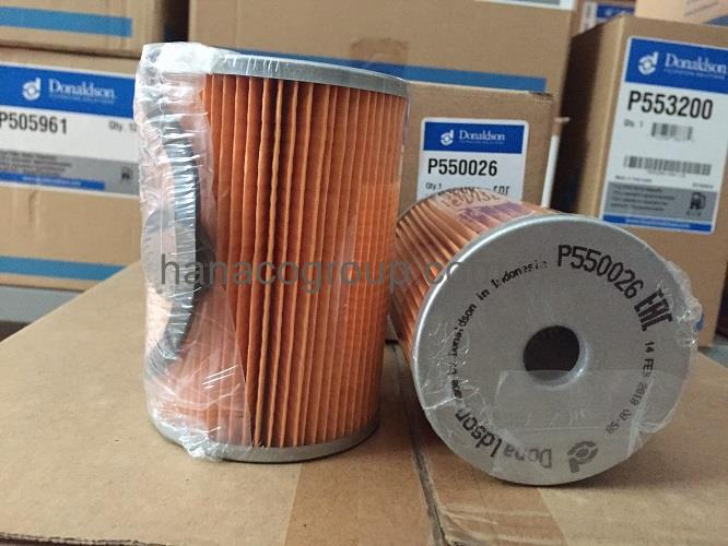Lọc nhiên liệu Donaldson P550026