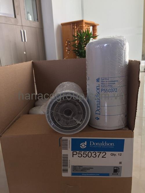 Lọc nhiên liệu Donaldson P550372