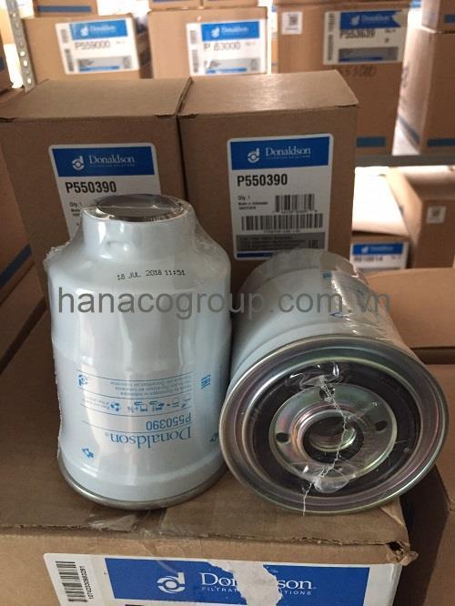Lọc nhiên liệu Donaldson P550390