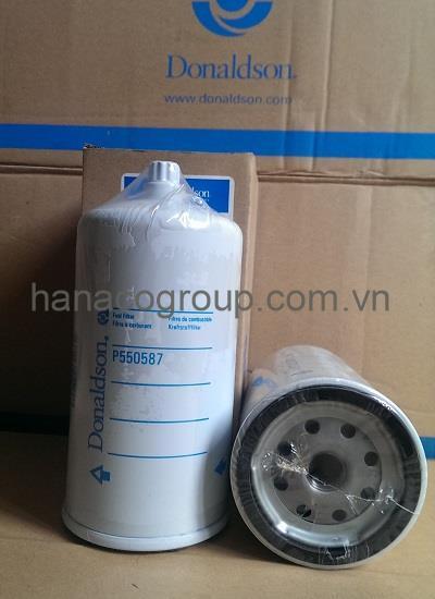 Lọc nhiên liệu P550587