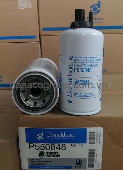Lọc nhiên liệu P550848