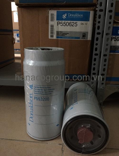 Lọc nhiên liệu P553200