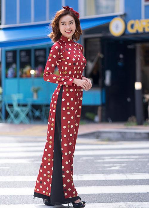 Áo dài Cô Ba Saigon 2