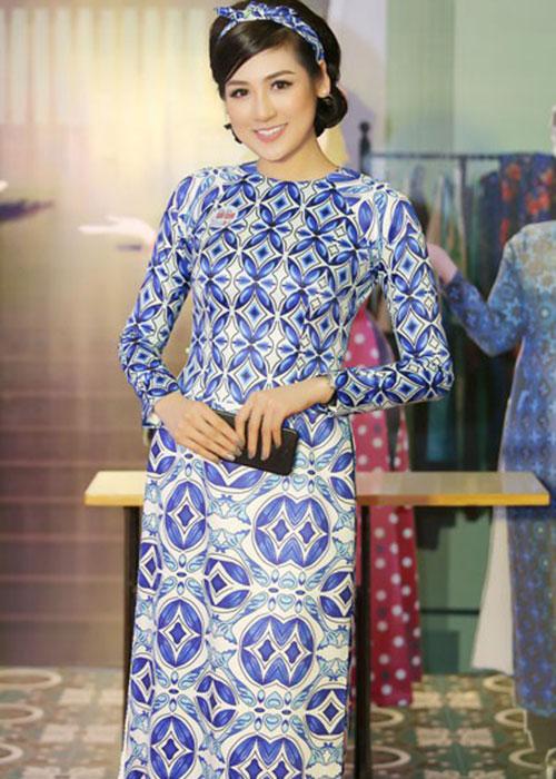 Áo dài Cô Ba Saigon 5