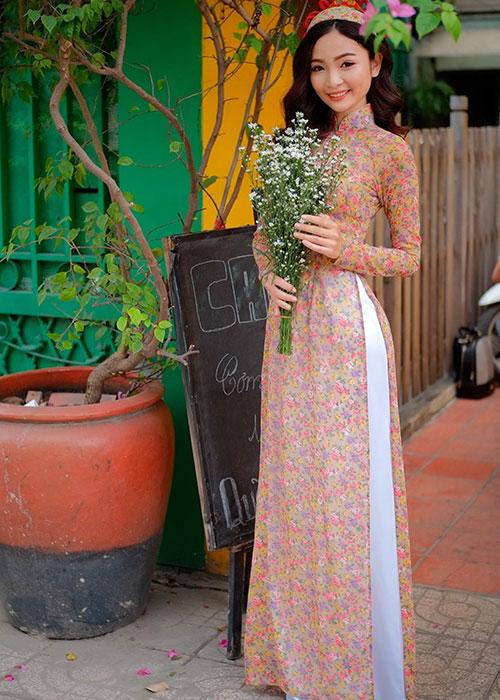 Áo dài Cô Ba Sài Gòn 8