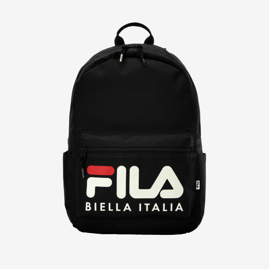 FILA Việt Nam - FILA COAT BACKPACK BLACK FS3BPA5301X_BLK