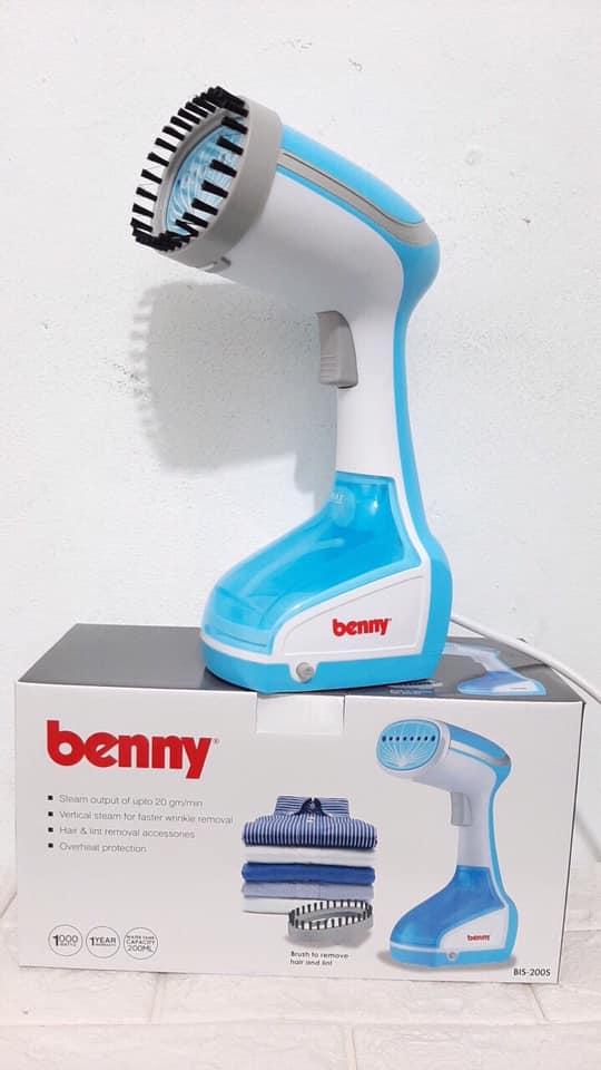 Bàn là hơi nước cầm tay Benny BIS-200S