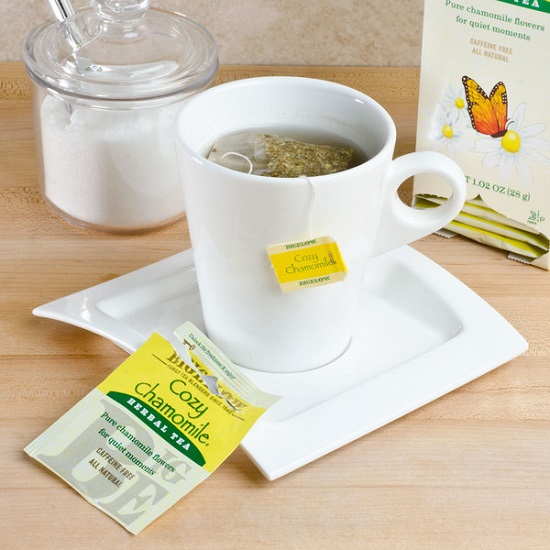 Trà Bigelow - Cozy Chamomile Herbal tea 25g