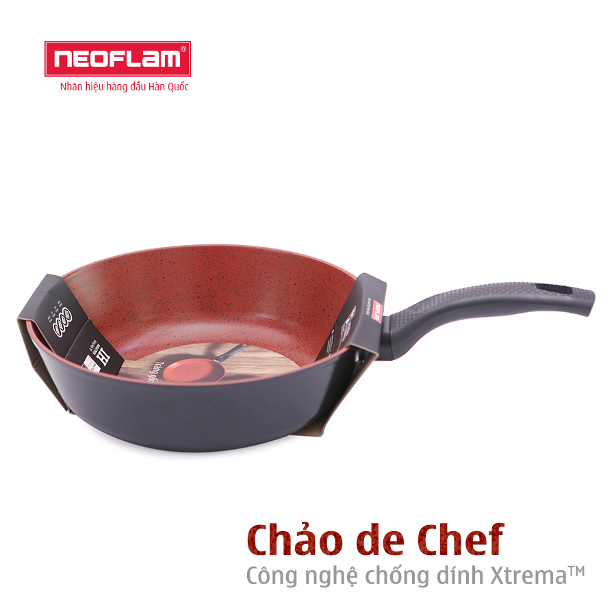 Chảo chiên Neoflam De Chef - 28cm
