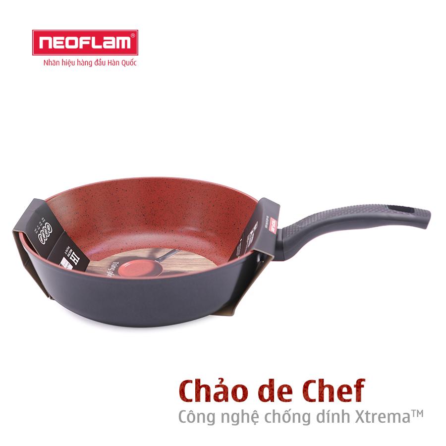 Chảo chiên Neoflam De Chef - 24cm