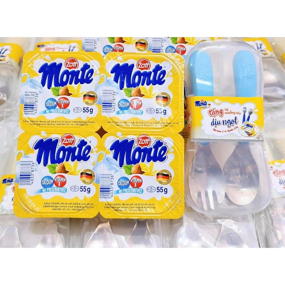 Váng sữa Monte