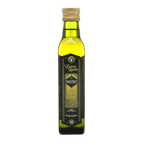 Dầu olive Extra Virgin Latino Bella chai 250ml