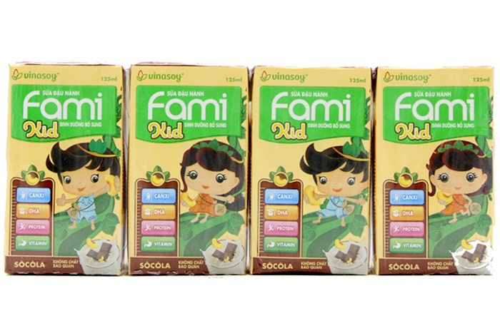 Sữa fami kid 125ml