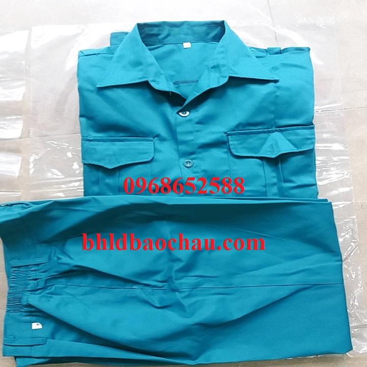 Quần áo bảo hộ lao động | Quần áo bảo hộ lao động vải kaki