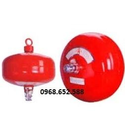 Quả Cầu chữa cháy tự động 8kg, bình chữa cháy hình tròn