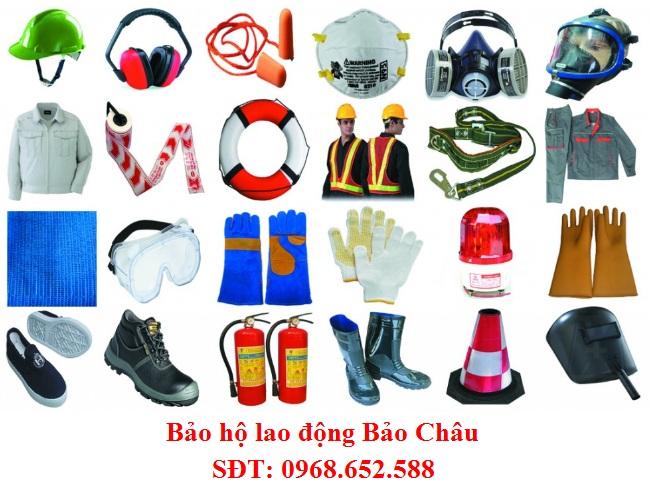 Trang thiết bị bảo hộ lao động| Bảo hộ lao động Bảo Châu
