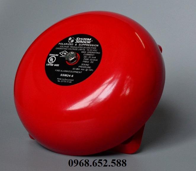 Thiết bị PCCC | Chuông cảnh báo| Chuông báo cháy System Sensor