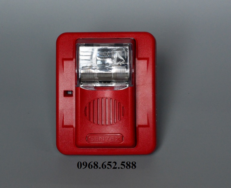Thiết bị PCCC |Đèn tín hiệu | Còi/đèn chớp báo cháy VES