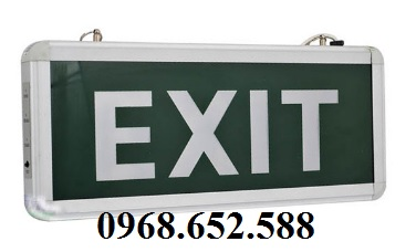 Đèn báo hiệu | Đèn exit thoát hiểm