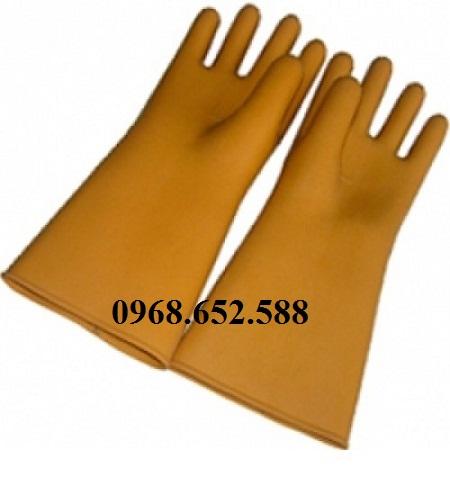 Găng tay cách điện 24 kv,Găng tay cách điện hạ áp Vicadi
