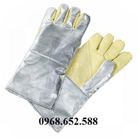 Găng tay chịu nhiệt Blue Eagle AL165. Găng tay chống cháy