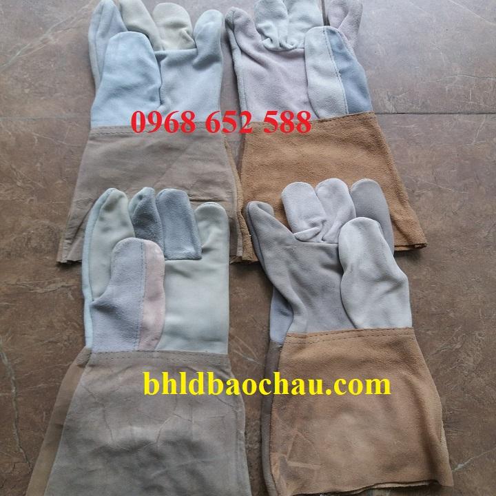 Găng tay bảo hộ | Găng tay cách nhiệt| Găng tay da hàn