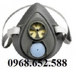 Mặt nạ bảo hộ | Mặt nạ phòng độc 3M - 3200