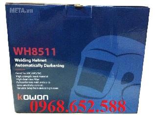 Mũ bảo hộ lao động |  Mặt nạ hàn |Mũ hàn điện tử Kowon WH8511