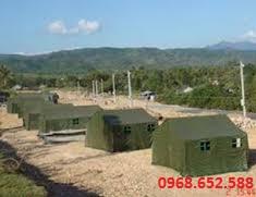 Nhà bạt quân đội| Nhà bạt cơ động| Nhà bạt quân đội 50m²